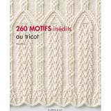 260 motifs inédits au tricot - 254
