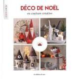 Déco de noëlen couture créative - 254