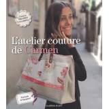 Livre L'atelier couture de carmen - 254