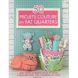 Livre 50 projets couture en fat quaters - 254