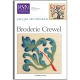 Broderie crewel - 254