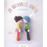 Livre 20 adorables jouets au crochet - 254