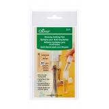 Épingles pour quilt - Boîte de 3 Tubes empilables - 256