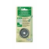 Lame dentelures de cutter rotatif 45mm - 256