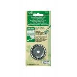 Lame dentelures de cutter rotatif 45mm - 256