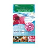 Gabarits pour volants à motifs floraux tm/tp - 256