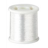 Fil pour l'outil à broderie perle -transparent - 256