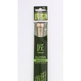 Aiguille à tricoter bambou 33cm n°3,25- - 256