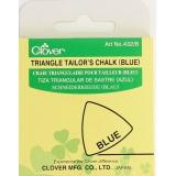 Craie triangulaire bleue unité - 256