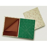 Kit planche patchwork 48x30cm- - 256