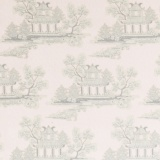 Tissu tilda x 1m china greygree - 26