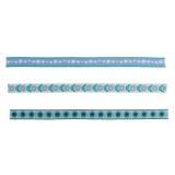 Set Panduro design de 3 rubans springblue 3 x 2 m - 26