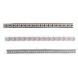 Set Panduro design de 3 rubans springpink 3 x 2 m - 26