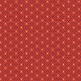 Tissu Panduro design 140 cm medallion red - 26