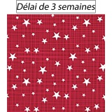 Coupon Panduro Design 50x70 cm stars&stripes red - 26