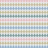 Tissu Panduro Design 140 cm drops lined mult - 26