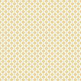 Tissu Panduro Design 140 cm emma yellow - 26