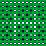 Tissu Panduro Design 140 cm flowermosaic gre - 26