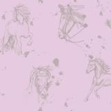 Tissu Panduro Design 140 cm horses - 26