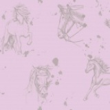 Coupon Panduro Design 50x70 cm horses - 26