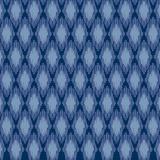 Tissu panduro design rhomb blue - 26
