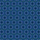 Tissu panduro design inca blue - 26