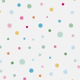Tissu panduro design big multidots - 26