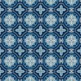 Coupon Panduro Design 50x70 cm morocco blue - 26