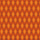 Coupon Panduro Design 50x70 cm rhomb orange - 26