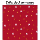 Coupon Panduro Design 50x70 cm starfall red - 26