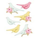 Stikers tilda oiseau 6p. - 26