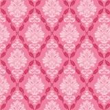 Tissu tilda x 1m ruby pink - 26