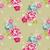 Coupon Tilda 35x50 flowerpatch khaki - 26