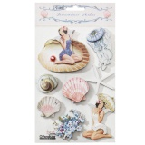 Stickers 3d sea life - 26
