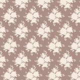 Tissu tilda x 1m sally brown - 26