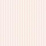 Tissu tilda x 1m leaf garland pink - 26