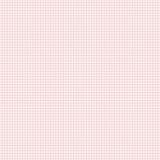 Tissu tilda x 1m gingham pink - 26