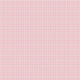 Tissu tilda x 1m mini gingham red - 26