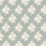 Tissu Tilda 50x55 cm sally bluegreen - 26