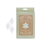 Gabarits patch Tilda mini diamands - 26