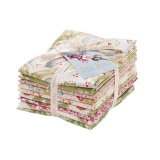 Ballotin Tilda apple bloom 9 tissus 50x55 cm - 26