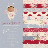 Mini bloc scrapbooking sweetheart, 152 mm x 152 mm - 26