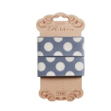 Ruban Tilda sewn blue 30 mm - 26
