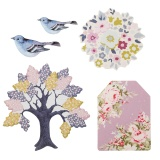 Etiquettes et images Tilda autumntree - 26