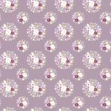 Tissu Tilda 50x55cm thula lilac - 26