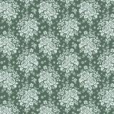 Tissu Tilda 110cm x 5 m audrey ocean green - 26