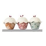 Kit Tilda cute cupcakes, pique-aiguilles - 26