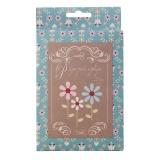 Gabarits en papier tilda fleurs petals contient 20 - 26