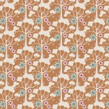 Tissu Tilda 50x55 cm wildgarden honey yellow - 26
