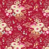 Tissu tilda 50x55 lucille red - 26